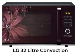 LG MC3286BRUM Review. Read why this LG 32 L Convection Microwave Oven is a best choice for you.