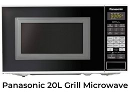 Best Grill Microwave Oven Online in India in 2021