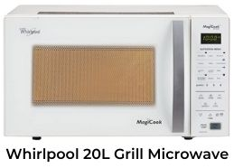 It is a grill microwave by one of the best grill microwave oven brands 2021