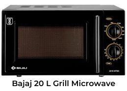 Bajaj 20 L Best Grill Microwave Oven in India 2021
