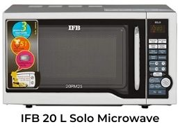 best solo microwave oven in india 2021