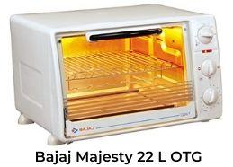 22L Capacity Best OTG Oven in 2021 in India
