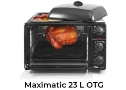 Maximatic 23L Best OTG Oven in India