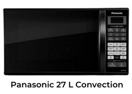 panasonic 27 l convection oven
